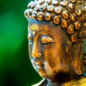 Buddha in Trance